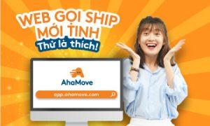 WEB GỌI SHIP mới tinh: Khách thích là Aha nhích!