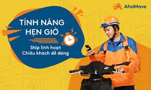 Thay đổi mới: Tính năng HẸN GIỜ – Ship linh hoạt, chiều khách dễ dàng