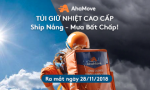 [TPHCM] Ra Mắt Dịch Vụ Túi Giữ Nhiệt: Ship 4.0 Nhanh – Sạch – Ưu Việt