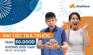 Đại Tiệc Trả Trước: NẠP 300K, GIẮT VÍ 50K KHÔNG GIỚI HẠN!