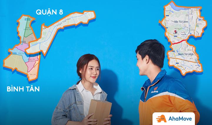[THÔNG BÁO] Dịch vụ 4H mở rộng thêm quận Bắc Từ Liêm, Nam Từ Liêm, Quận 8, Bình Tân